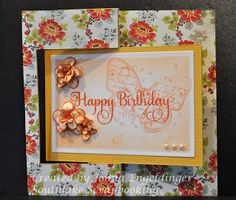 Southlake Scrapbooking: Flip It Card