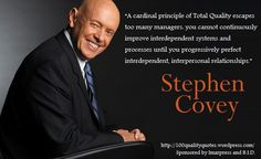 Stephen R Covey, Seven Habits, Highly Effective People, Quality Quotes, Interpersonal Relationship, Most Popular Books, Keynote Speakers, My Images, Me Quotes