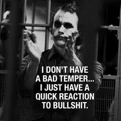The Joker - Heath Ledger Quotes Best Joker Quotes. The Joker - Heath Ledger Quotes. Why So serious Quotes. Happy Wednesday Pictures, Happy Wednesday Quotes, Thursday Quotes, Happy Thursday, Happy Quotes, Life Quotes, Bitch Quotes, Quotes Quotes, Qoutes