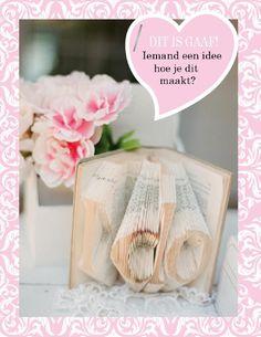 GAAF idee! Maar hoe maak je het? - Pinterested @ http://wedspiration.com.