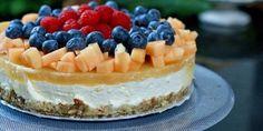 Helt rå ostekake – Berit Nordstrand