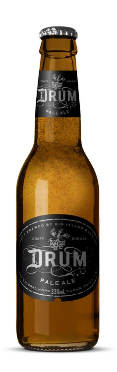 Brand design by www.publiccreative.com.au #beer #packaging