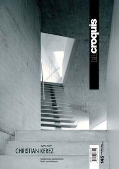 N.145 - Christian Kerez 2000-2009 fundamentos arquitectónicos = basics on architecture