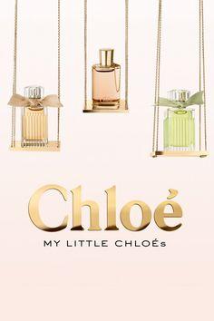 c5f3328919a1b2 My Little Chloés by Chloé Vaporisateur, Produits De Beauté, Bouteille De  Parfum, Eau