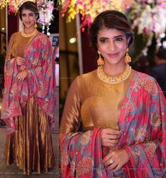 Lehanga Saree, Anarkali, Sarees, Ethnic Fashion, Modern Fashion, Indian Fashion, Glamorous Outfits, Modern Outfits, Indian Wedding Outfits