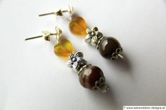 Ohrstecker Karneol bouquet Stud Earrings, Jewelry, Fashion, Creative Products, Carnelian, Studs, Chain, Nice Asses, Moda