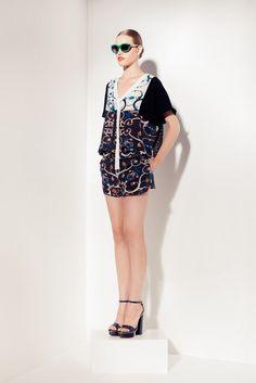 Peter Som   Resort 2013 Collection   Vogue Runway