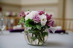 {Purple & Silver} Autumn Wedding|Photographer: Off BEET Productions