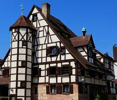 Nürnberg - an der Pegnitz Nuremberg