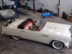 FORD THUNDERBIRD 1956 MANUAL ,maserati mercedes ferrari porsche chevrolet corvette