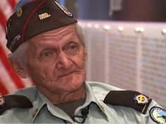 WWII Veteran Tells the Story of his Life and Service : A Memorial Day Story