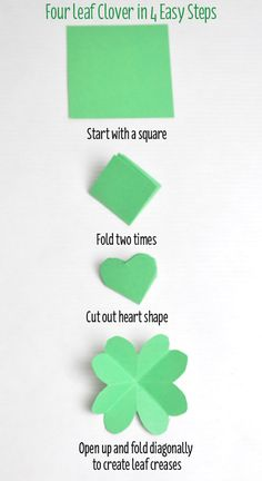 how to make a four leaf clover with your tongue