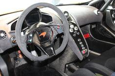 Interiores McLaren 12C GT Sprint