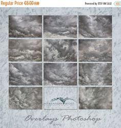 Fall sale Sky Cloudy Sky Overlay skies overlays digital sky
