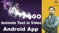 Legend Animate Text in Video Android App |Simple Way