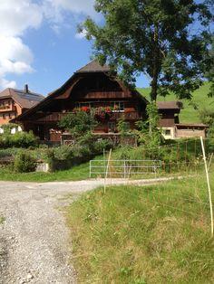 Bauernhaus Schwarzenegg BE
