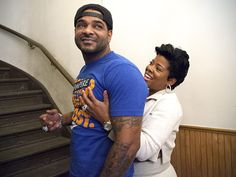 Chrissy Lampkin and Jim Jones' Happiest Moments Caught on Camera