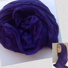 30% Off Bundles Crinkle Scarf Wrap Long crinkle scarf wrap. Soft shawl. Color purple. New! Boutique Accessories Scarves & Wraps