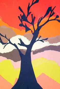 Artsonia is a kids art museum where young artists and students display their art for other kids worldwide to view. This gallery displays schools and student art projects in our museum and offer exciting lesson plan art project ideas. Primary School Art, Elementary Art, Art School, First Grade Art, Fall Art Projects, Ecole Art, Collage, Art Programs, Autumn Art