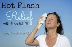 "Ever suffered through a hot flash? Yeah...not pretty. Have you accepted that they are just a natural part of ""the change"" for women and..."