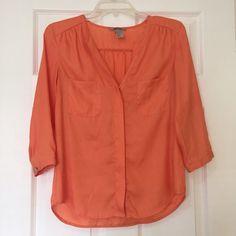 H&M Blouse NWOT Silky Blouse 3/4 Sleeve Length H&M Tops Blouses