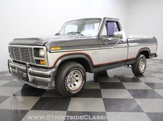 AutoTrader Classics - 1985 Ford F150 Other Gray 8 Cylinder Automatic Other | Classic Trucks | Charlotte, NC