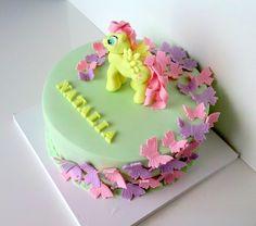 pony fluttershy cake www.julasmakula.pl