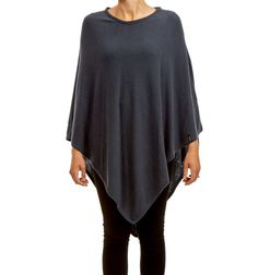 SYLVIE PONCHO NIGHT SHADOW via Jascha online store. Click on the image to see more!