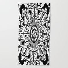 My Top Flower Beach Towel by azima Reiki Meditation, Beach Towel, Pilates, Bath, Vegan, Flowers, Top, Design, Pop Pilates