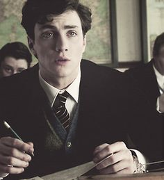 Aaron Taylor-Johnson as James Potter