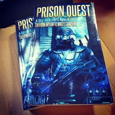 Just arrived. That's a solid chunk of sci-fi goodness. My longest book to date.