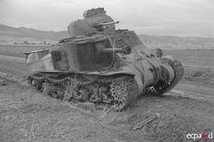 ECPAD | La campagne de Tunisie, novembre 1942 – mai 1943 (côté allemand) Sherman Tank, Ww2 Photos, Military Diorama, Tank Design, British Army, Armored Vehicles, North Africa, Us Army, World War Two