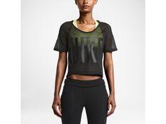 Nike GRX Mesh Crop Women's Training Top