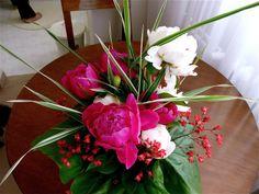Do vázy…..