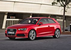 2013 Audi A3 hatchback (Europe only)