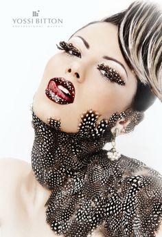 Galerie | Makeup Beauty | Yossi Biton - Szkoła makijażu profesjonalne