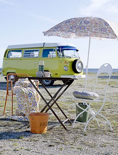 Tijdens de Zomer Inspiratietour van 10 - 14 juni kun je ook een VW busje huren!! :-)