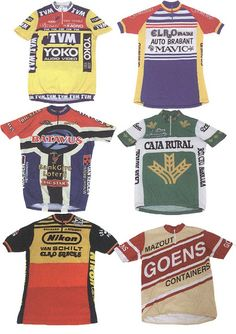 Mens Collections  Vintage Sports-Cycling Bike Badges and Engineer Stripe Jerseys  Vintage Sports Clothing 3db7afd73