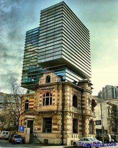 National Architects Union Headquarters (Bucharest, Romania)