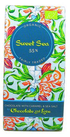 Chocolate and Love Sweet Sea