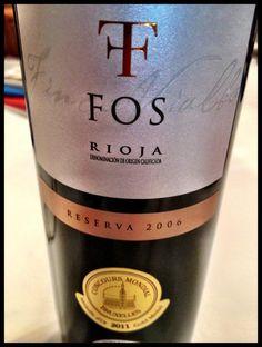 El Alma del Vino.: Bodegas FOS Reserva 2006.