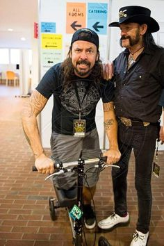 Dave Grohl - Lemmy  Japan 2015 By Ross Halfin photography