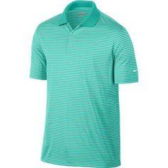 068157255 Nike Golf Dri-Fit Victory Stripe Polo, University Blue/White, Large -  supply inc.