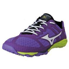 timeless design 9de9a bf68a Best Athletic Shoes  Mizuno Womens Wave Evo Ferus Running ShoePurple8 B US  -- You