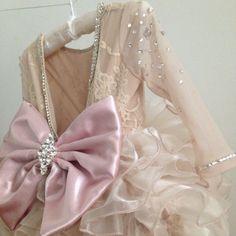 DIOR vestido vestido niña de las flores por IsabellaCoutureShop