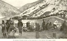 WWI - The Serbian army with Serbian people crossing Albania - About 1/3 of the Serbs were killed in the First World War - The retreat of the Serbian army through Albania or Albanian golgotha during World War I refers to events that occurred following the Invasion of Serbia at the hands of German, Austro-Hungarian and Bulgarian armies. During the long march, some 240,000 retreating Serbs died from the cold, starvation, disease and at the hands of Albanian tribesmen.: