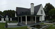 Woning Lemelerveld Cynthia van den Brom Den, Mansions, House Styles, Outdoor Decor, Home Decor, Luxury Houses, Interior Design, Home Interior Design, Palaces