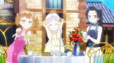 Glass No Hana To Kowasu Sekai (Garakowa) - Dorothy,Remo and Dual #Anime