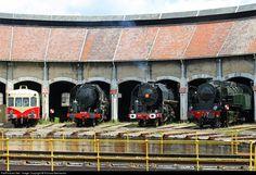 RailPictures.Net Photo: 141R 840 Untitled Steam 2-8-2 at Montluçon, France by Richard Behrbohm