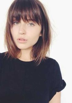 15 Simple Hairstyles For Short Hair   http://www.short-haircut.com/15-simple-hairstyles-for-short-hair.html